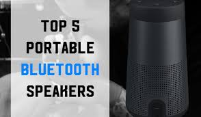 coolest portable bluetooth speakers for tattooers