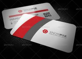 business card exle excel business card by axnorpix graphicriver