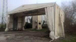 capannone smontabile usato vendo portone per magazzino garage capannone usato con capannoni in
