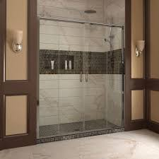 Pros And Cons Of Glass Shower Doors Dreamline Shdr 1160726 01 Visions 56 To 60 Shower Doors Nickel