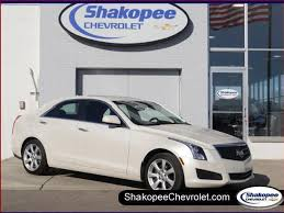 2013 cadillac ats white cadillac ats white lake 24 cadillac ats used cars in white lake