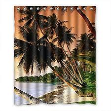 Palm Tree Bathroom Accessories by Popular Fabric Palm Tree Buy Cheap Fabric Palm Tree Lots From