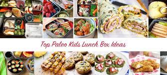 paleo kids lunch box ideas nut free eat drink paleo