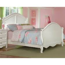White Sleigh Bed Adrian White Classic Sleigh Bed Rc Willey Furniture Store