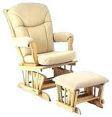 glider and ottoman cushions glider rocking chairs rocking chair design glider rocking chair
