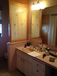1960s pink bathroom update julieadolph com blog