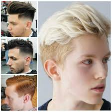 trendy hairstyles for men 2017 haircuts hairstyles and hair colors