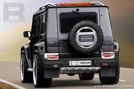 jeep wagon mercedes renntech u0027s g class cdi concept g wagon pinterest mercedes