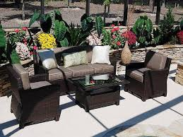 Folding Patio Furniture Set by Patio Interesting Patio Set Walmart Walmart Patio Wicker