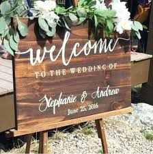 wedding sign sayings rustic welcome sign wedding signs calligraphy sign welcome