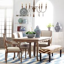 perfect french country dining furniture chandelier over table u