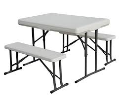Portable Folding Picnic Table Folding Table And Bench Set Folding Picnic Table Bench