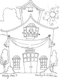 first day of sunday coloring pages coloring page for kids