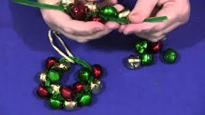 jingle bell wreath ornament youtube