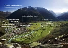 Swiss Alps Map Living In The Resort Andermatt Andermatt Swiss Alps