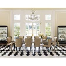 caracole signature aristocrat dining table dining tables caracole signature the aristocrat dining table