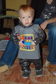 Robot Halloween Costume Play Diy Toddler Robot Costume Play Eat Grow