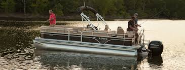 lowe 2018 sport u0026 fish series sf pontoon boats
