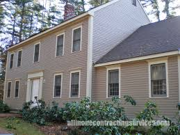 blue siding homes james hardie boothbay blue provided by