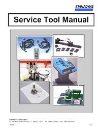 service tool manual documents