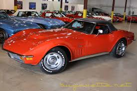 1972 corvette 454ci 270hp convertible for sale at buyavette