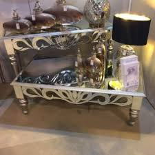 silver mirrored coffee table mirrored furniture mirrored bedroom furniture cheap prices at