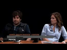 james roday and maggie lawson 2015 kpcs james roday and maggie lawson 46 youtube