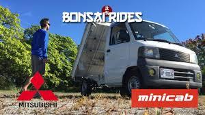 mitsubishi minicab 4x4 2001 mitsubishi minicab 4x4 dump review tour youtube
