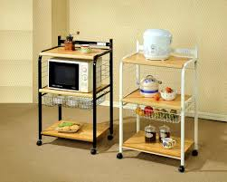 cabinet microwave kitchen cart with storage mesmerizing kitchen