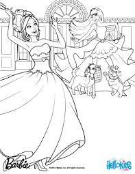 barbie coloring pages the princess popstar and and coloring pages