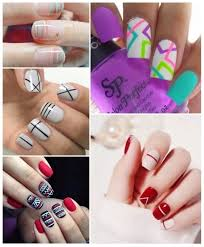 uas de gelish decoradas uñas decoradas con gelish 30 lindos diseños