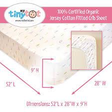 Dream On Me 5 In 1 Convertible Crib by Standard European Crib Mattress Size Best Mattress Decoration