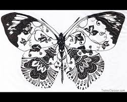 butterfly tattoos and designs page 219
