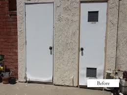 Exterior Utility Doors Inspiring Side Entry Doors Todays Entry Doors