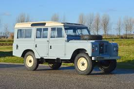 land rover series 1 hardtop land rover series iia 109 lex classics