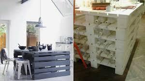 faire un meuble de cuisine meuble cuisine en palette cher 22 meubles faire avec des palettes en