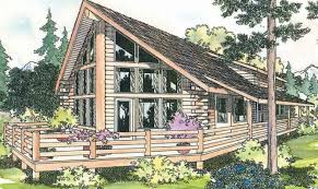 awesome 15 images two story log cabin kits house plans 20944