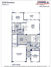 Dr Horton Destin Floor Plan 40 D R Horton Bonaventure Floor Plans 14060 Ursuline Dr Gulfport