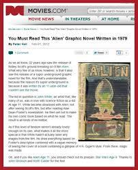 reviews for alien age 11 comic graphic novel