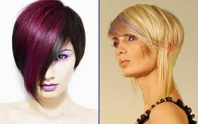 unique hair color short hairstyles latest ideas for women medium