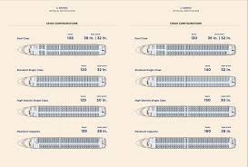 757 Seat Map Ua Looking For 100 Seat Aircraft Airliners Net