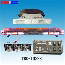Led Light Bar Police by Online Get Cheap Police Lightbar Red Aliexpress Com Alibaba Group