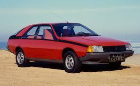 1984 renault fuego rouge avd renault fuego r4 1980 voiture des années 70 à 90