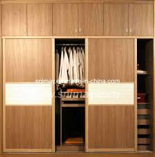 modren simple bedroom wardrobe design quality used modern 3 door