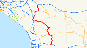 Banning State Park Map by California State Route 79 Wikipedia