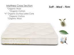 organic futon mattress reviews 8 cotton wool by gold bond 299 in