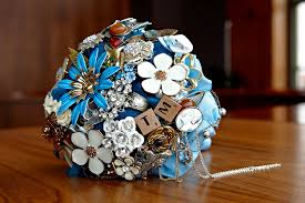 brooch bouquet tutorial wedding brooch bouquet 7 steps with pictures