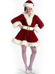 mrs claus costumes professional mrs claus costume for a woman