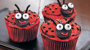 ladybug cupcakes recipe bettycrocker