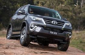 built for the australian outback the toyota fortuner is a hilux
